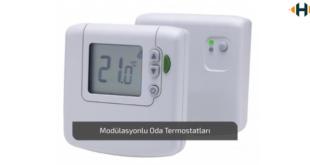 Modülasyonlu Oda Termostatları Hakkında