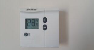 Vaillant VRT 35 Oda Termostatı Bağlantısı
